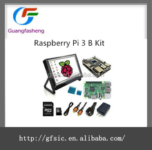hot sale Raspberry Pi 3 B module Kit with best price 3.5 inch