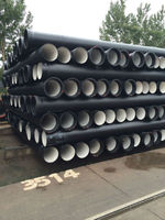 ductile iron schedule 40 cast iron pipe low price good quality