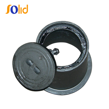 Round/ Square and Cast Iron/Grey Iron/Ductile Iron surface box