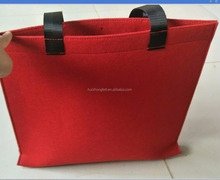 Customized felt handbag for women