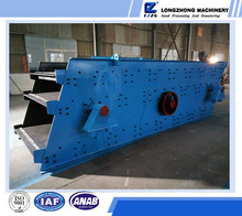 3YA1848 river sand vibrator screen machine also can used for limestone gravels from China high quality manufacturers