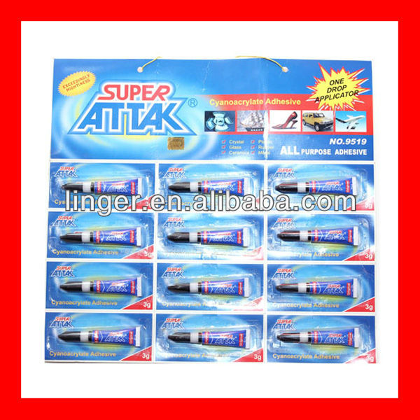 ATTAK 3g Best Super Glue For Ceramics