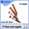 New Loca Liquid Optical Clear Adhesive Uv Glue Tp2500 For Mobile Phone Lcd Touch Screen Repair