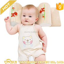 2017 New Arrival Newborn Baby Eco-friendly Filling Baby Sleeping & Nursing Cusion Pillow