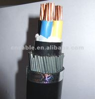 copper conductor XLPE Insulated power Cable(Cu/XLPE/SWA/PVC )