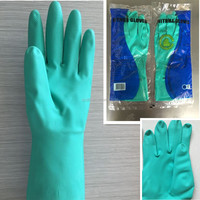 Industrial Safety Gloves( 100% Cotton Flock Lining)
