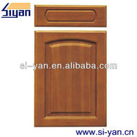 cabinet antique wood door panels