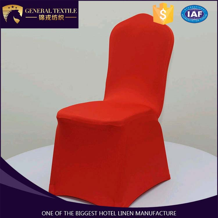 Hotel spandex chair cover wedding use