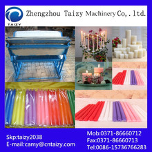 Light church Application pillar wax forming machine | small candle making machine