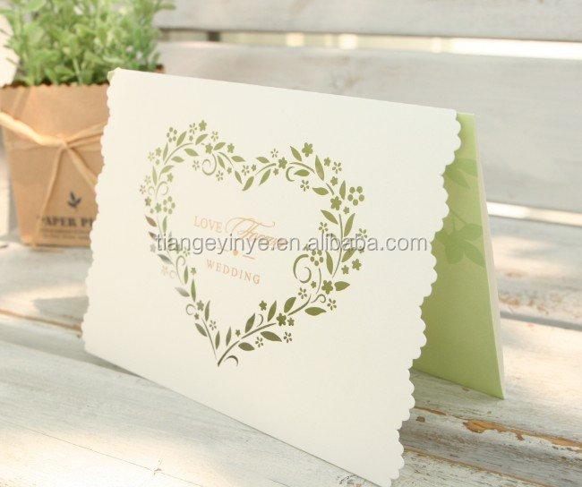 Custom Wedding Invitation CardWedding Card Design