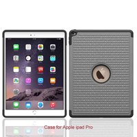 2 in 1 Bling bling diamond Smart Back Case Cover for 12.9 Inch Apple iPad Pro