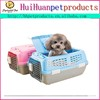 Air Carrier Pet Cages Expandable Pet Dog cage dog Carriers and Houses