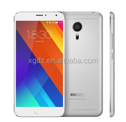 "5.5 INCH Meizu MX5 4G LTE Mobile Phone Helio X10 Turbo 5.5"" 1920x1080 3GB RAM 20.7MP Camera mTouch 2.0 Fingerprint ID Flyme 4.5"