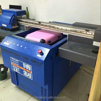 Double head fast speed school bag uv printer for sale