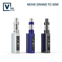 Genesis VIVAKITA VW 80W 0.5ohm ceramic heating element super puff vaporizer pen starter kit