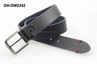 2015 new pu leather belt for men