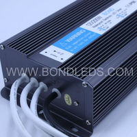 60W NEW Design as Meanwell !!! UL approved 150W, 12V/ 24V LED Driver / waterproof LED POWER SUPPLY.