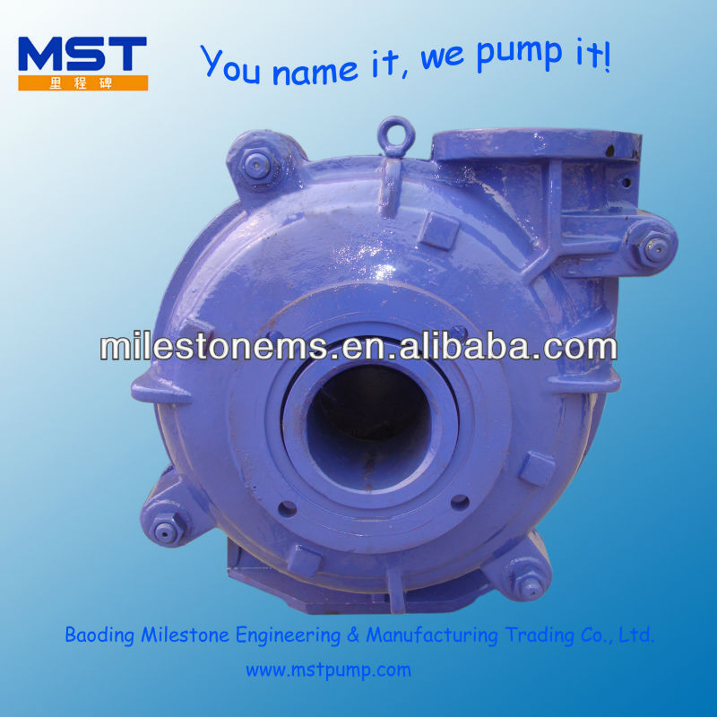 High Head Centrifugal Horizontal lubrication system pump