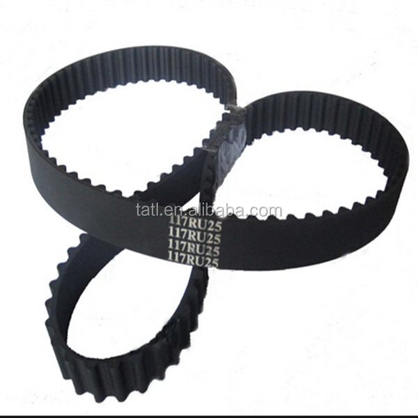 industrial rubber timing belts from china manufacturer