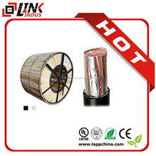 Multipair Cat3 underground copper CCS drop wire telephone cable