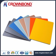 Professional quality control large outdoor and indoor aluminum wall cladding