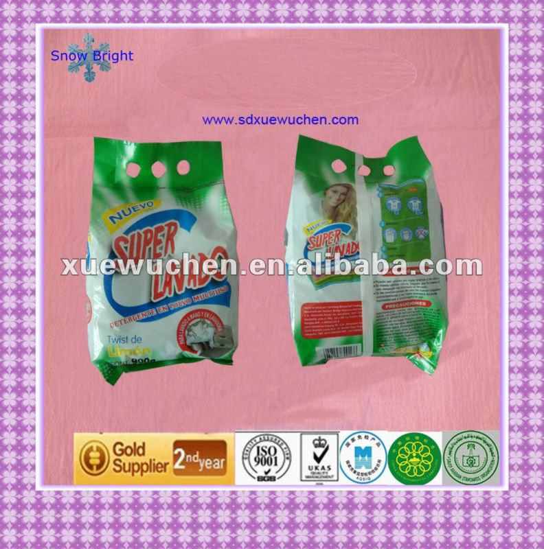 Eco-FriendlLY Hot Sale Strong Perfume Washing Detergent Powder, Lemon/Flowery/Lavender/Jasmine/ Geranium Or As Your Requirement