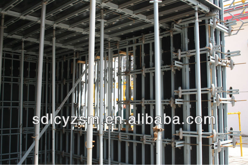 construction scaffold/construction scaffolding material