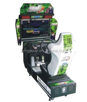 2015 low investment high profit business commercial arcade 3d sonic car racing arcade game