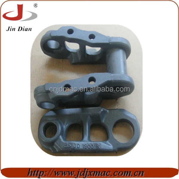 excavator undercarriage parts track link track assy track shoes