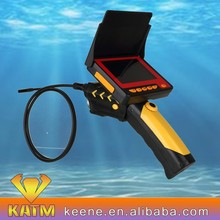 High quality under water fishing video camera with 360 rotation