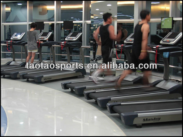 biggest deluxe Commercial Treadmill as seen on TV
