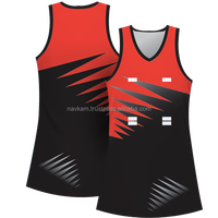 COMMUNITY CREATED DESIGNS SHORT SLEEVE NETBALL JERSEY / SHIRTS