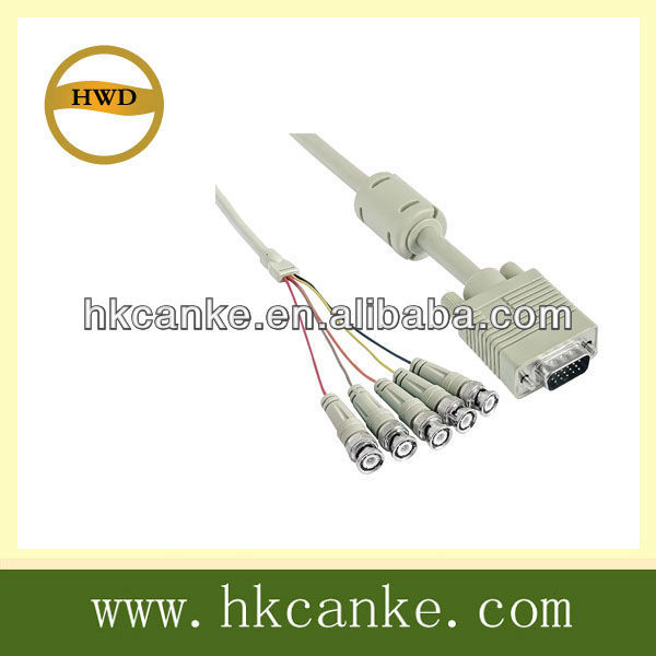 High Quality db9 to vga cable CK-VGA004