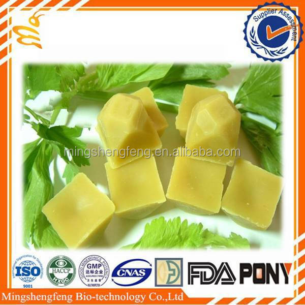 beeswax used for lip balm
