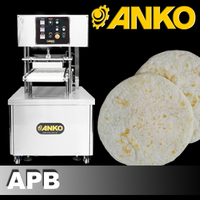 Anko Scale Mixing Making Freezing Commercial Corn Tortilla Maker