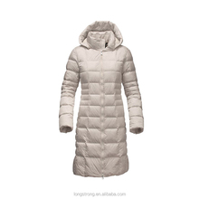 LS497 Top quality new design korean style lady's fashion new design down jacket