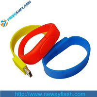 bracelet usb wristband usb flash memory stick 16GB