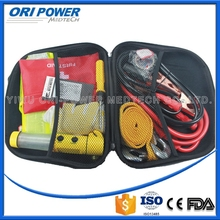 OP FDA CE ISO approved EVA emergency road assistance auto first aid kits