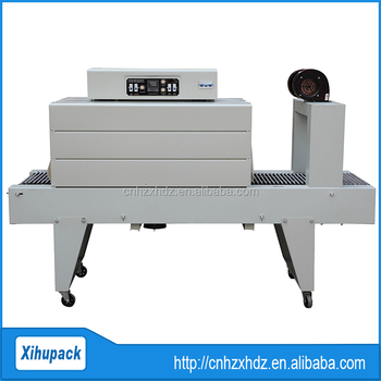 BSE-4535 Semi-Auto PP/PE Film Shrink Packing Machine