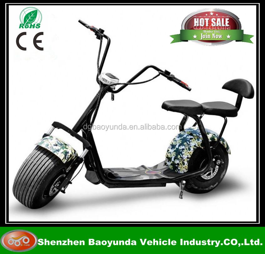 cheap batteria li ion fat tire off road stand up 2 ruote scooter elettrico motociclo elettrico. Black Bedroom Furniture Sets. Home Design Ideas