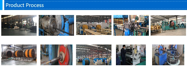 Reliable durable oil resistant hydraulic hose factory supplier