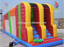 RL IS501 funny inflatable games, cheap inflatable wheel game, commercial inflatable games