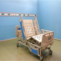 Hot Sale Semi Electric Hospital Bed