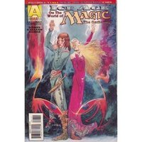 Magic The Gathering Comic Book: Ice Age #1