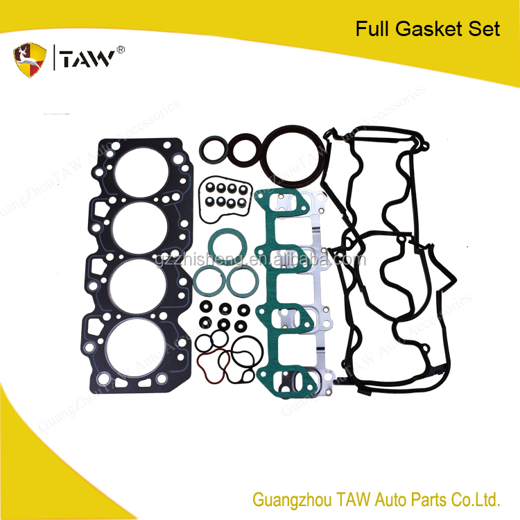 auto spare parts overhaul gasket 2C engine gasket kit 04111-64120 for used toyota land cruiser pickup