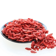 organic goji berries from Ningxia Provice