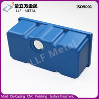 China supplier aluminum die casting aluminum parts for hydraulic cylinder