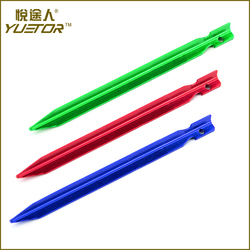 New Arrival metal tent stakes home depot made in china PY28000