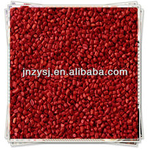 red color masterbatch for plastic