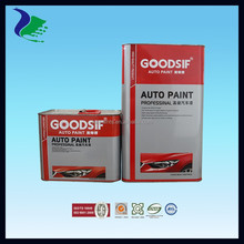Auto body car paint basecoat suitable for export market (Manufacture in Guangzhou )